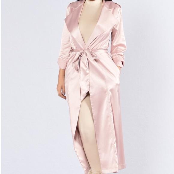 06ede7c7faa Fashion Nova Goal Diggin  Jacket - Mauve